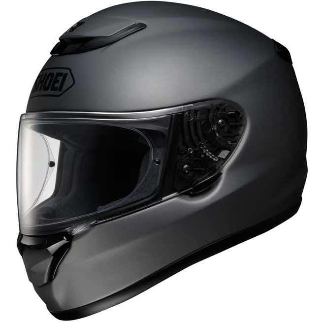 Shoei Qwest Helmet - Matt Deep Grey