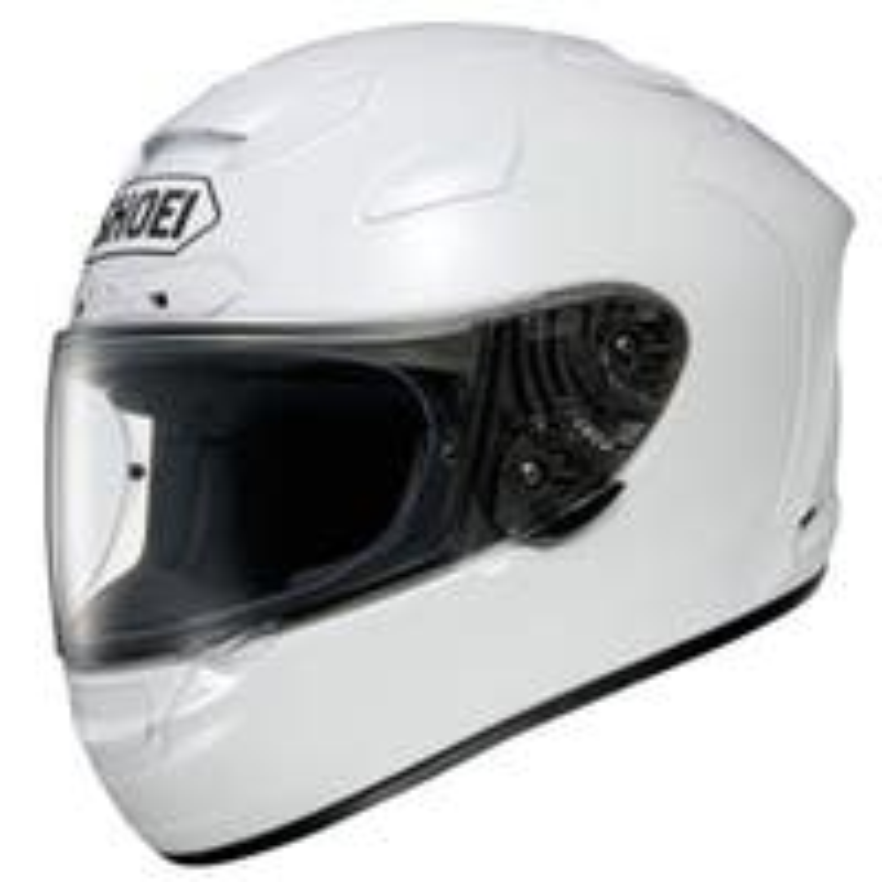 Shoei X-Spirit II Helmet - Gloss White