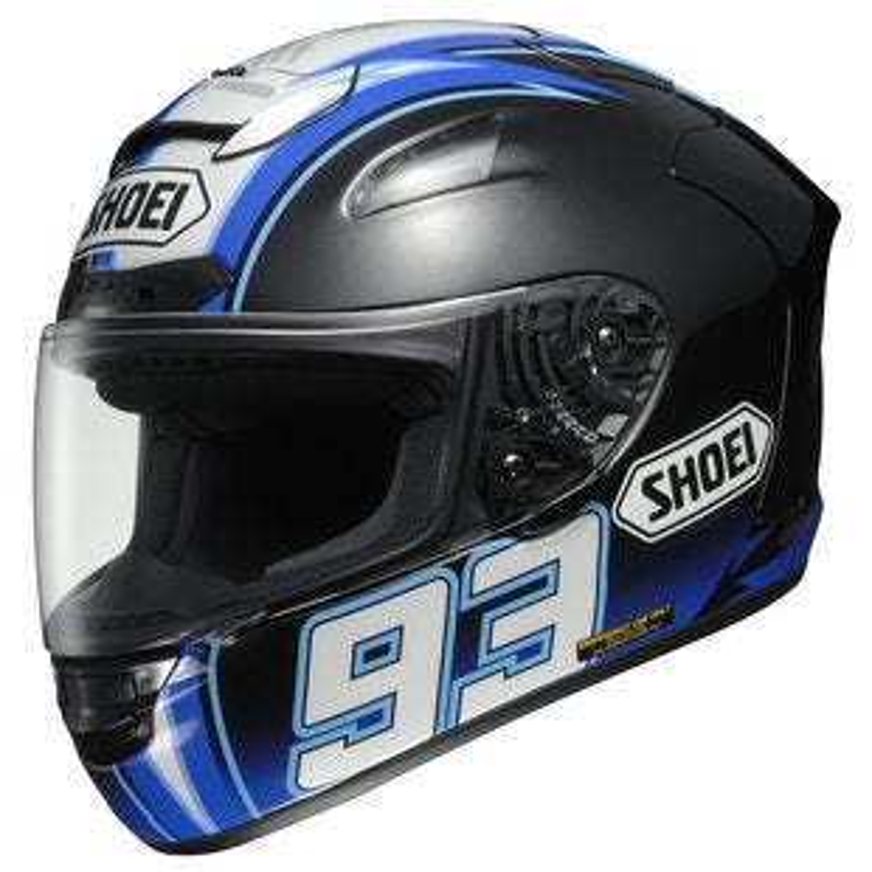 Shoei X-Spirit II Helmet - Marquez Montmelo