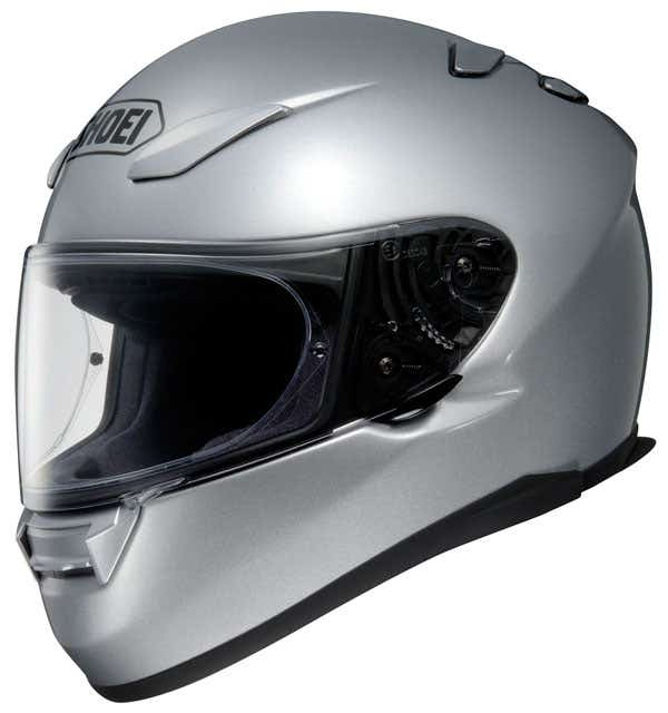 Shoei XR-1100 Helmet - Light Silver
