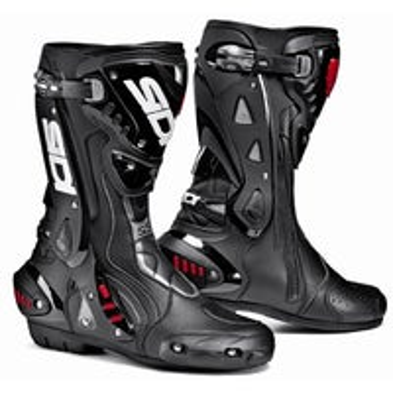 Sidi ST Boots - Black / Anthracite