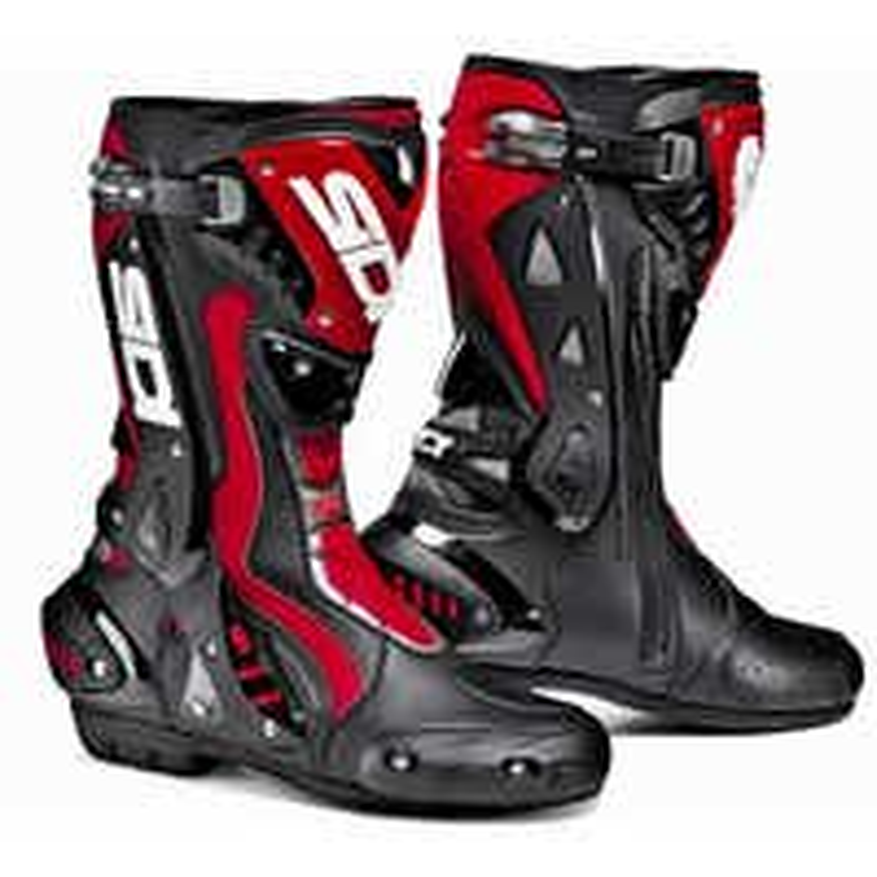 Sidi ST Boots - Black / Red