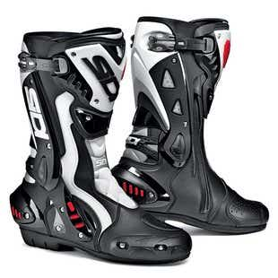Sidi ST Boots - Black / White