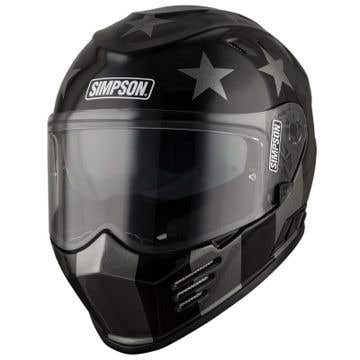 SIMPSON VENOM HELMET - SUBDUED