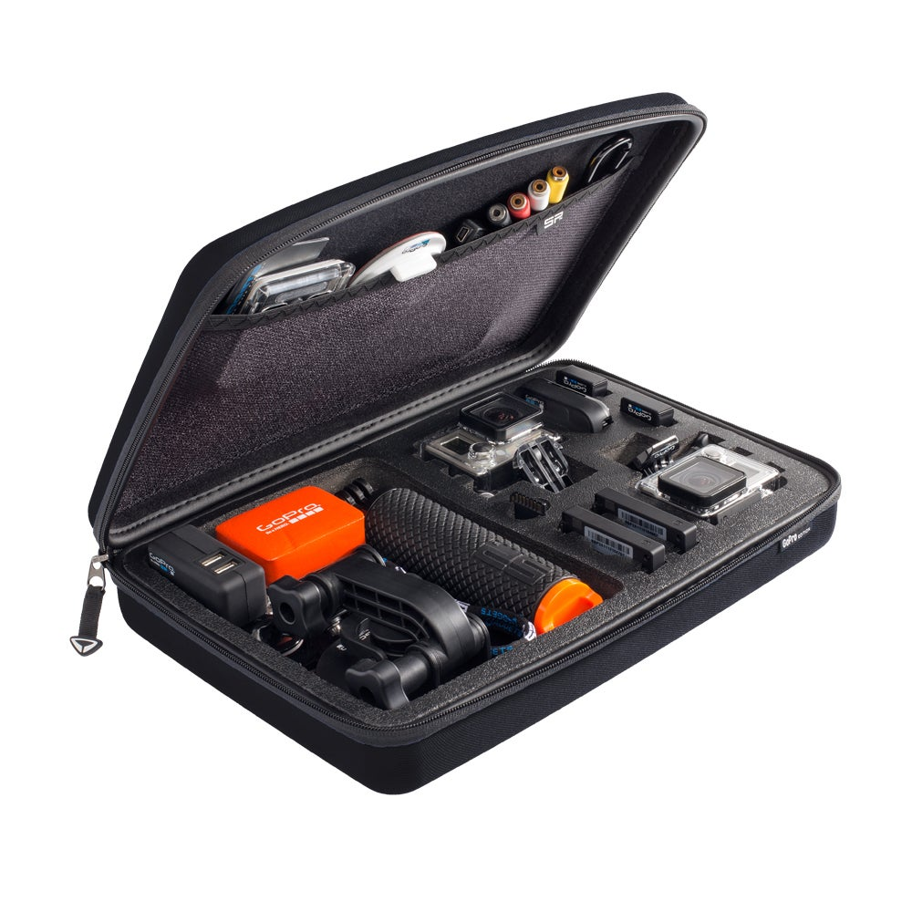 SP Gadgets POV GoPro Camera Case - Large