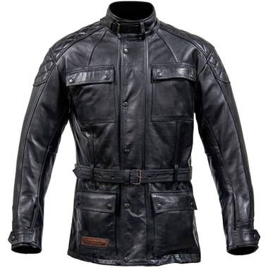 Spada Berliner Leather Waterproof Jacket