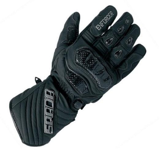 Spada Enforcer Waterproof Gloves - Black