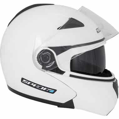 SPADA REVEAL HELMET: White: 2XL