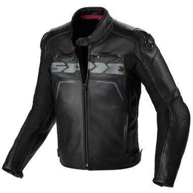 Spidi Carbo Rider CE Leather Jacket