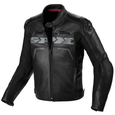 Spidi Carbo Rider CE Leather Jacket