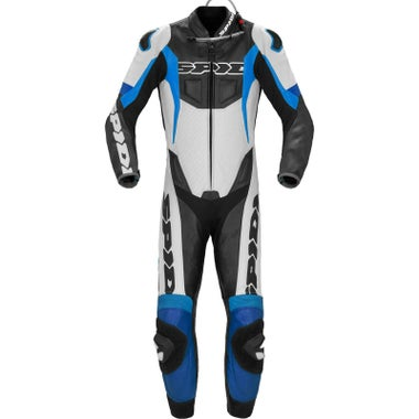 Spidi Sport Warrior Perforated Pro One Piece Leather Suit