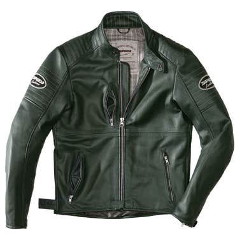 Spidi Clubber CE Leather Jacket