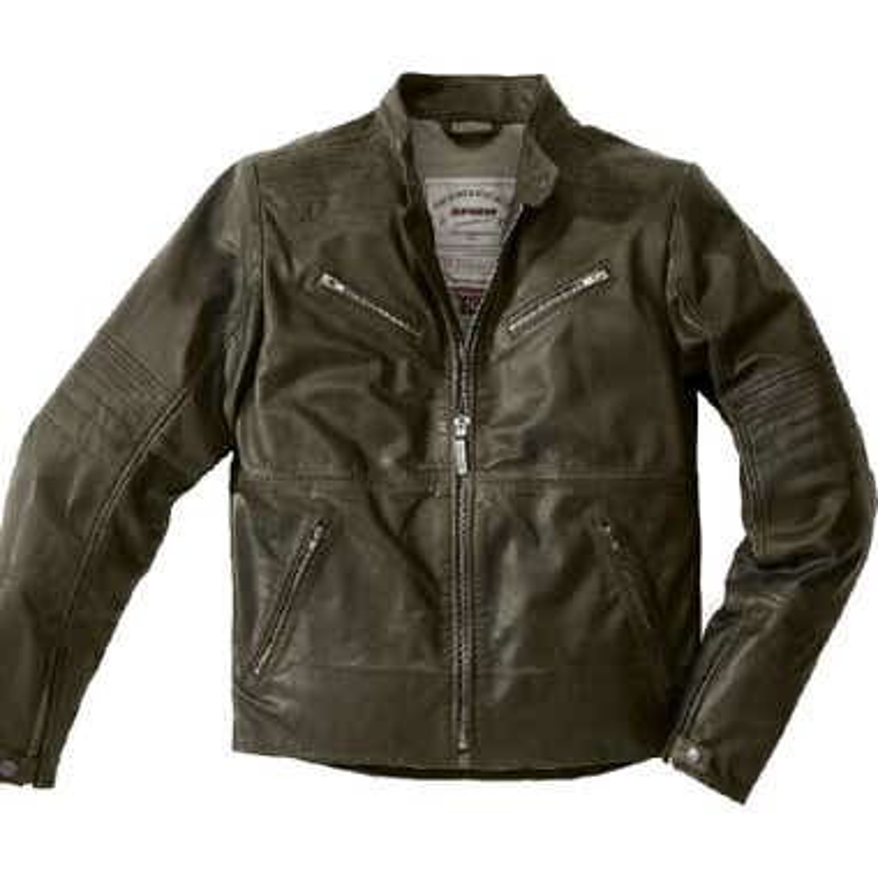 Spidi Garage Leather Jacket