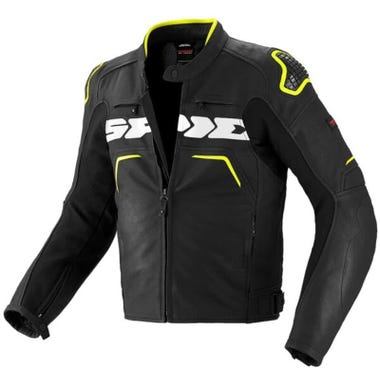 SPIDI GB EVORIDER 2 LEATHER CE JACKET