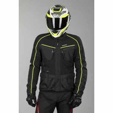 SPIDI GB INTER CRUISER CE H2OUT JACKET