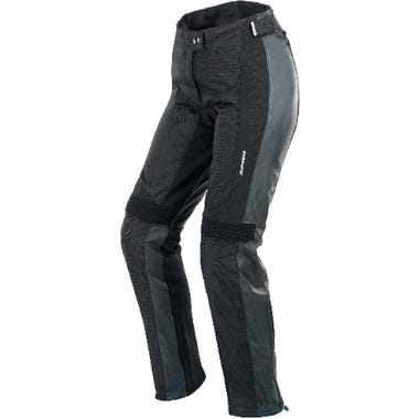 SPIDI GB LADIES TEKER LEATHER TROUSERS