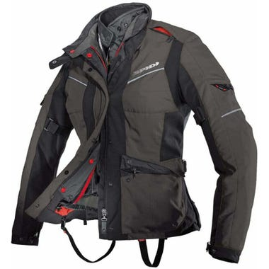 SPIDI GB LADIES VENTURE WP CE H2OUT JACKET