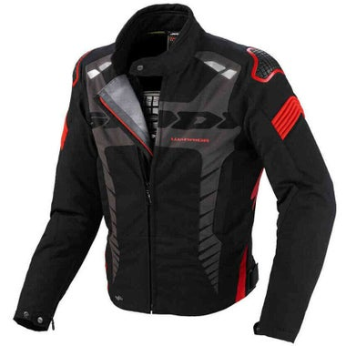 SPIDI GB WARRIOR SPORT WP CE H2OUT JACKET