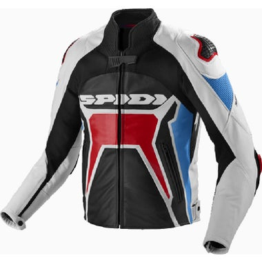 Spidi Warrior 2 Leather Jacket