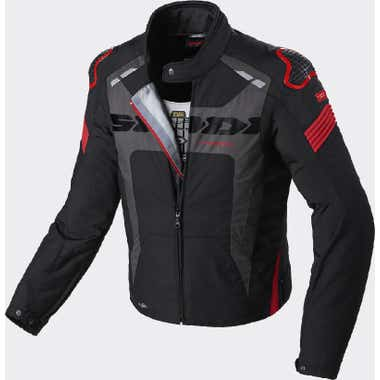 Spidi Warrior Evo H2Out Waterproof Jacket