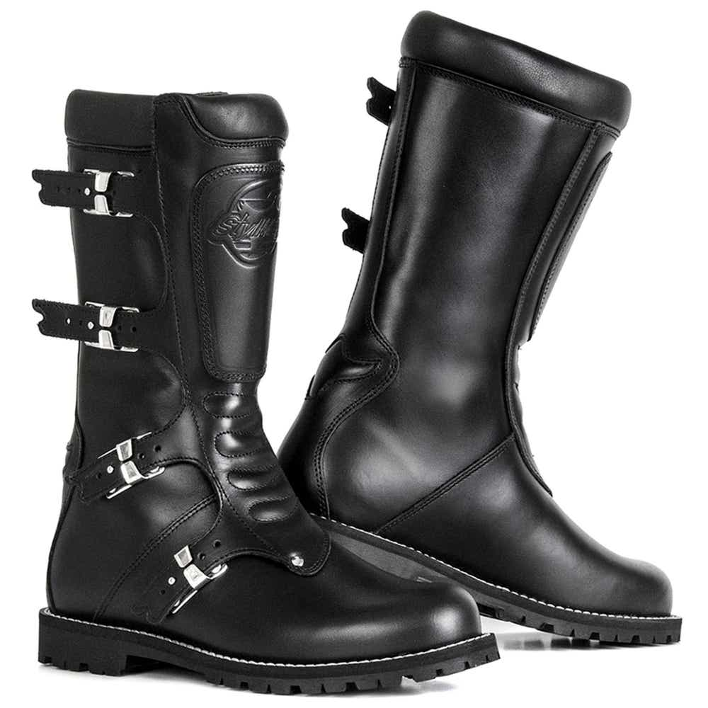 STYLMARTIN CONTINENTAL WATERPROOF BOOTS