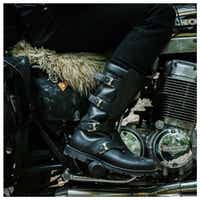 Stylmartin Continental Waterproof Leather Boots