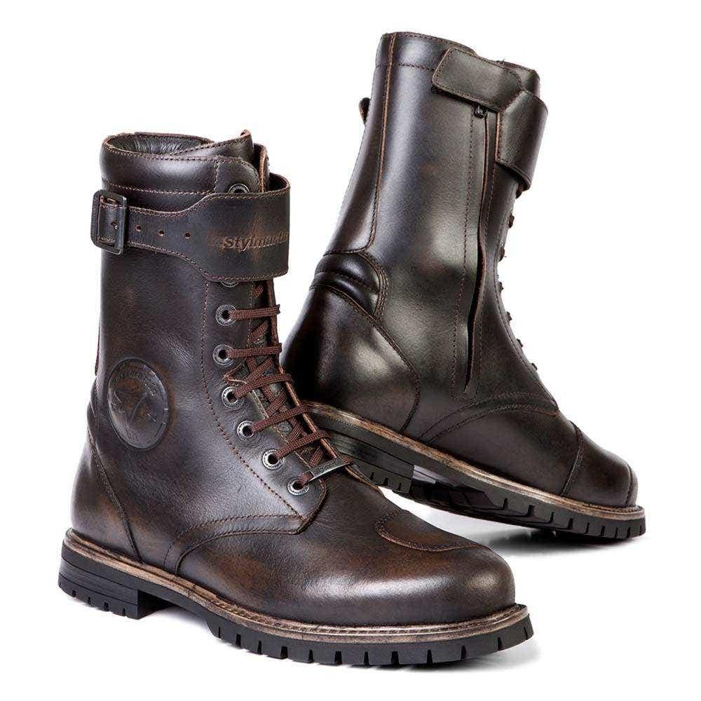 Stylmartin Rocket Waterproof Leather Boots