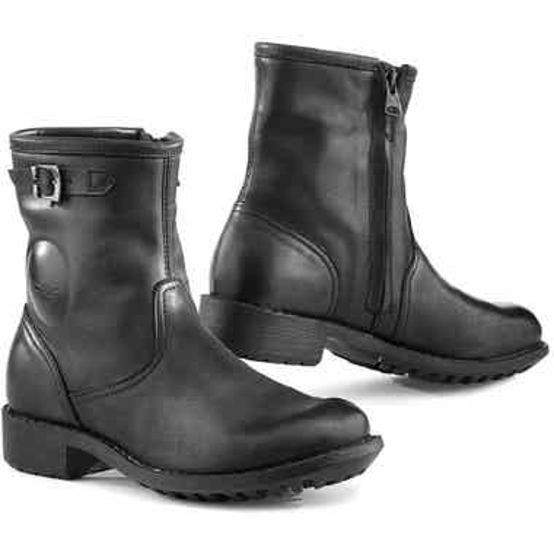 TCX LADY BIKER WP BOOTS: Black: 42