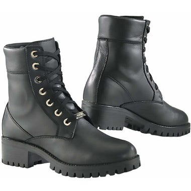 TCX Ladies' Smoke Leather Waterproof Boots