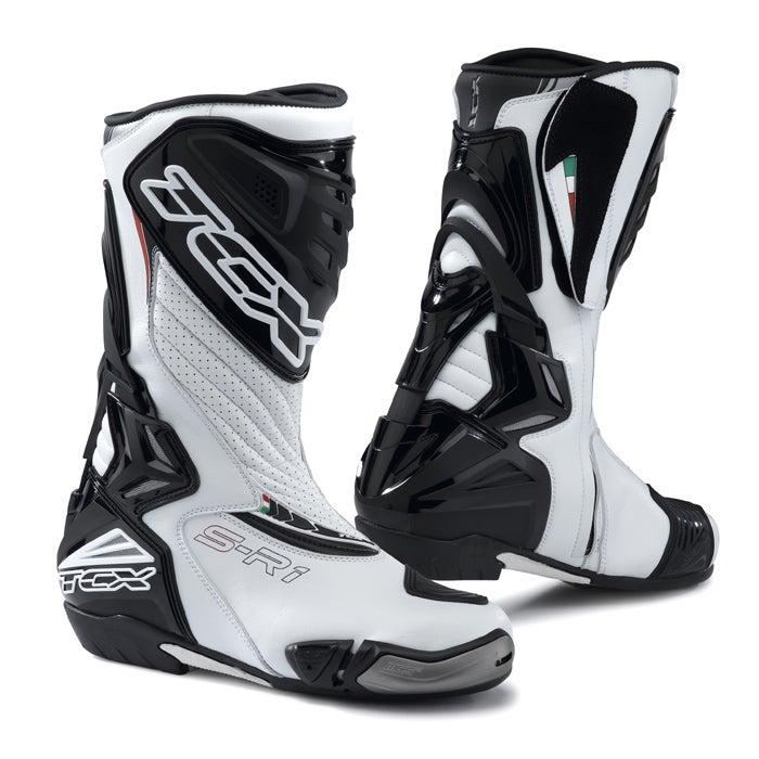 TCX S-R1 Gore-Tex Boots - White