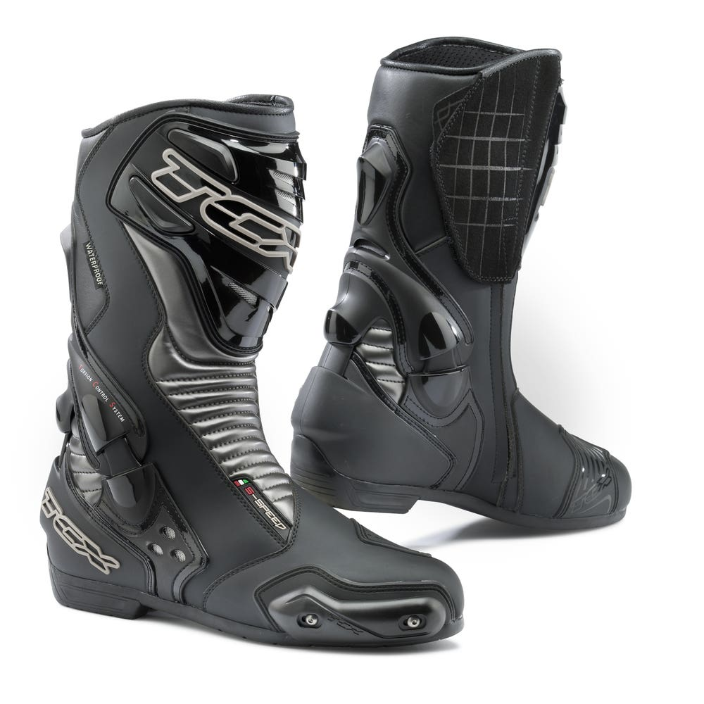 TCX S-Speed Waterproof Boots - Black