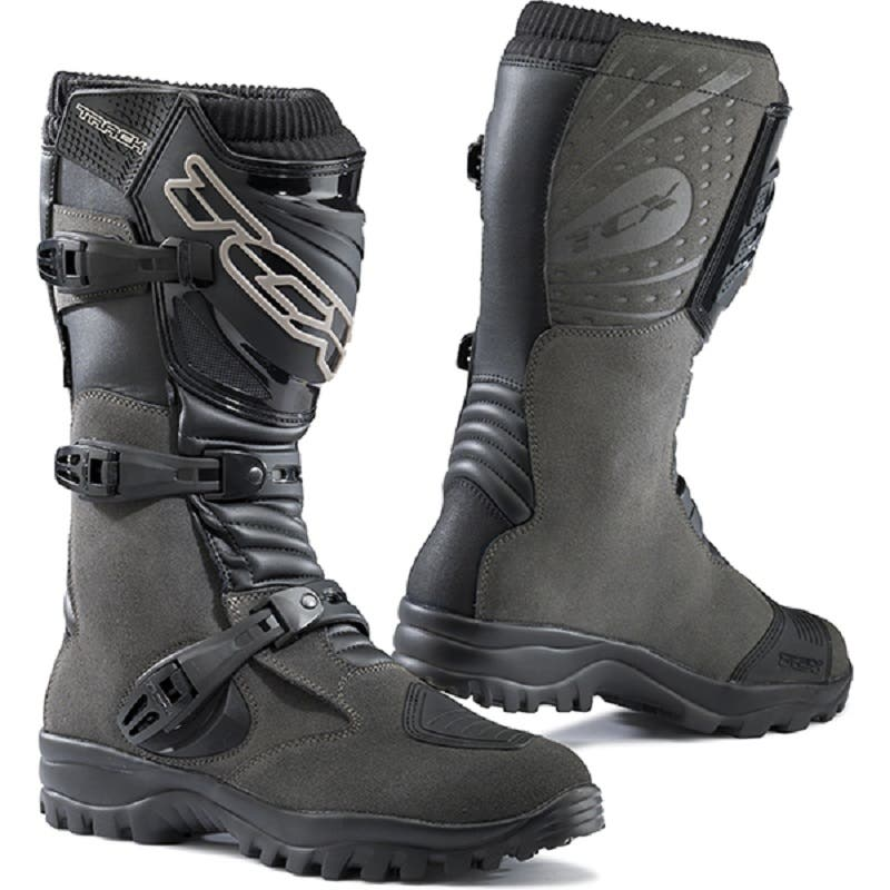 TCX Track Evo WP Waterproof Boots - Black