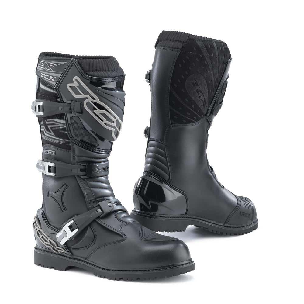 TCX X-Desert GTX Gore-Tex Boots - Black
