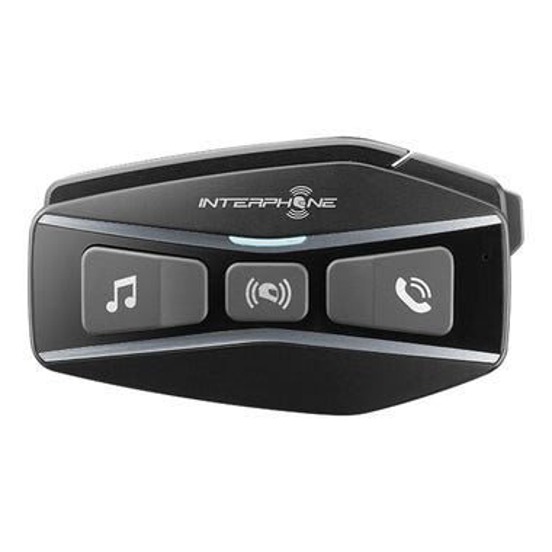 Interphone U-COM 16 Bluetooth Mesh Intercom - Single