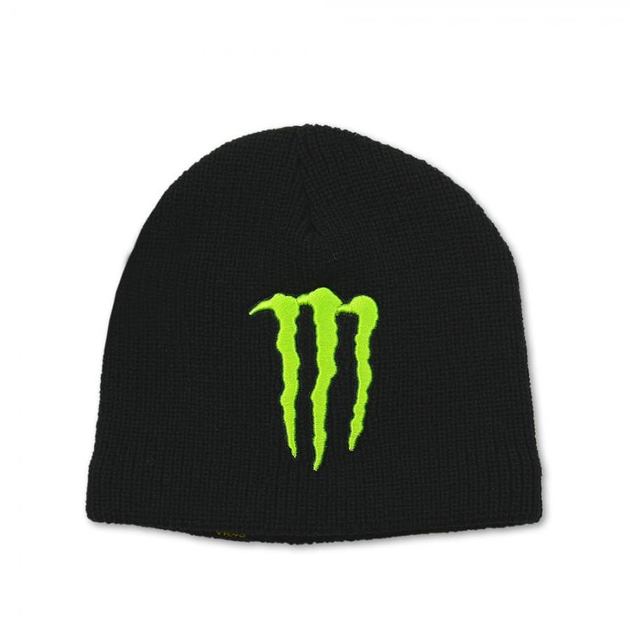 VR46 Monster 2014 Sponsor Beanie - Front