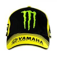 VR46 Monster 2014 Sponsor Cap - Front