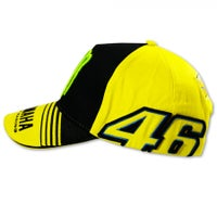 VR46 Monster 2014 Sponsor Cap - Left