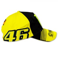 VR46 Monster 2014 Sponsor Cap - Right