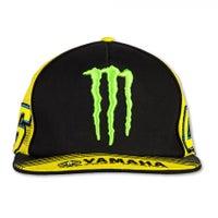 VR46 Monster 2014 Sponsor Trucker Cap - Front
