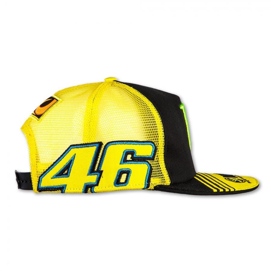 VR46 Monster 2014 Sponsor Trucker Cap - Right