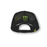 VR46 Monster Logo Trucker Cap - Back