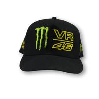 VR46 Monster Logo Trucker Cap - Front