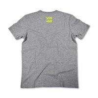 VR46 Monster Quad T-Shirt - Grey