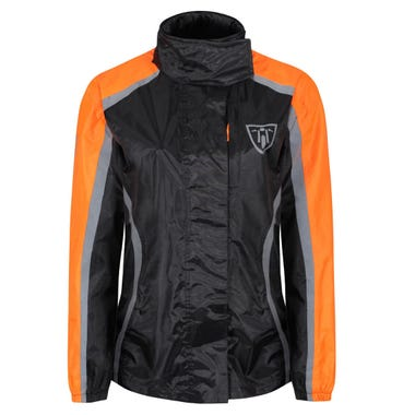 MotoGirl Ladies' Waterproof Over Jacket
