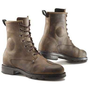 TCX X-Blend Waterproof Boots - Vintage Brown